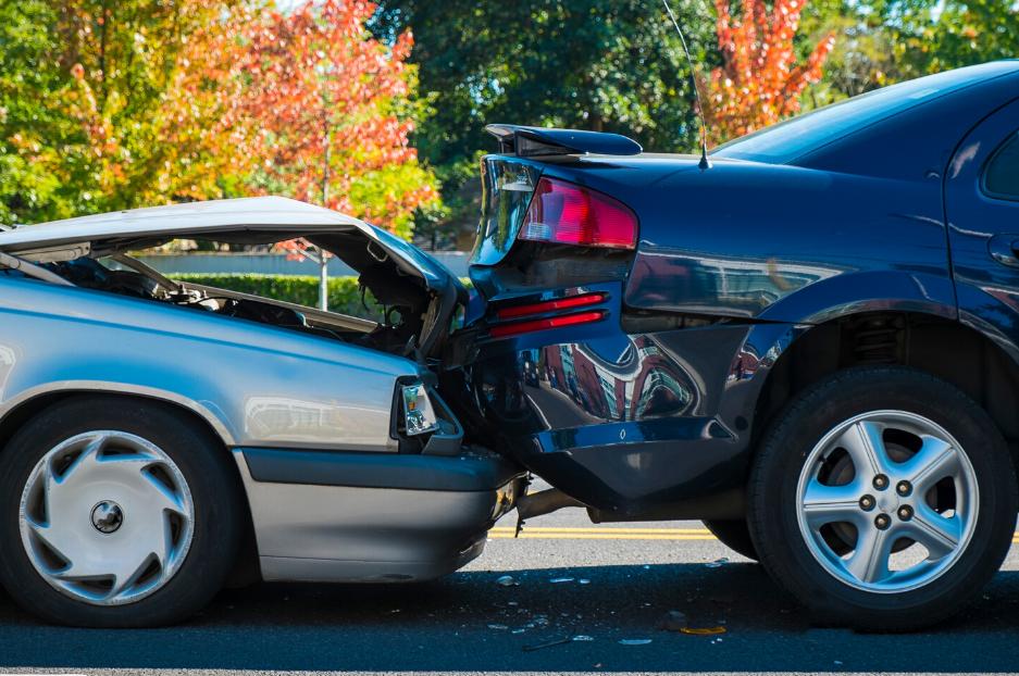¿Qué hacer en caso de un accidente de tránsito?