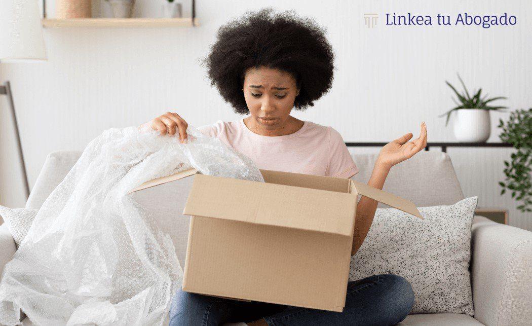 Compras por internet: ¿Qué debe hacer si recibe un producto o servicio defectuoso o tardío?